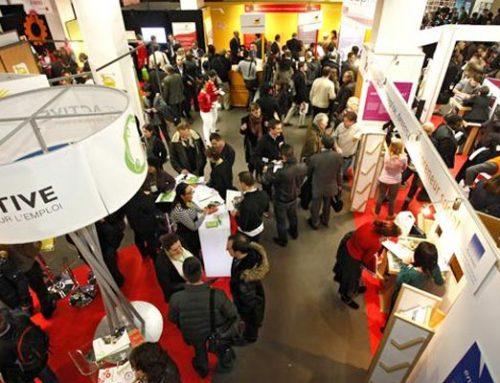 Phicôgis soutient le Salon des Entrepreneurs de Paris, au Palais des Congrès, les 6 et 7 février 2019.
