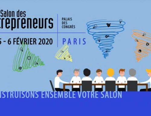 Phicôgis : Salon des entrepreneurs de Paris 2020