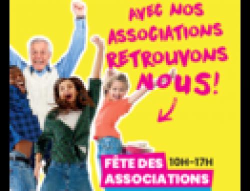 A vos agendas: Les forums des associations – rentrée 2021